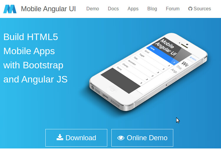 Mobile-Angular-UI