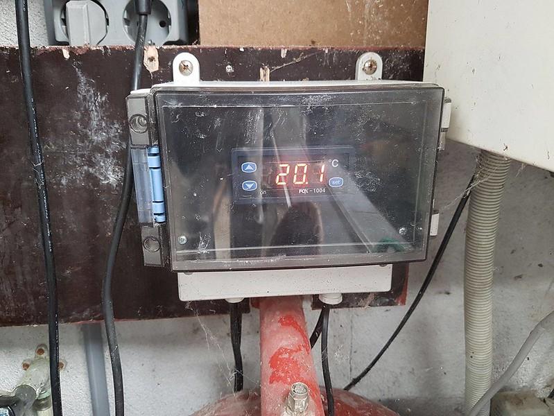Verwarmingsinstallatie Chikarakoi 2