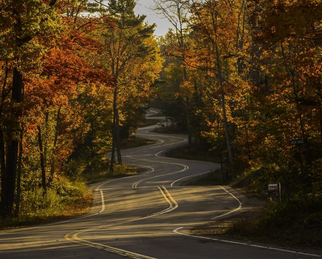 Door County Road Liz Kaetterhenry Flickr