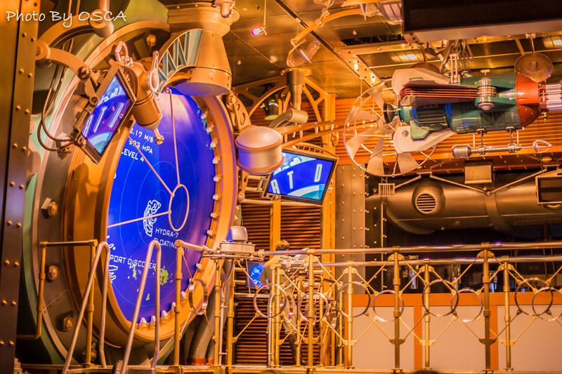 Storm Rider, Tokyo Disney Sea