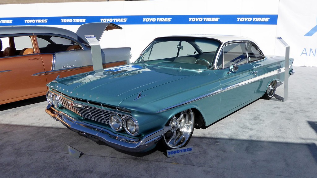 1961 Chevy Impala Bubble Top Resto-Mod