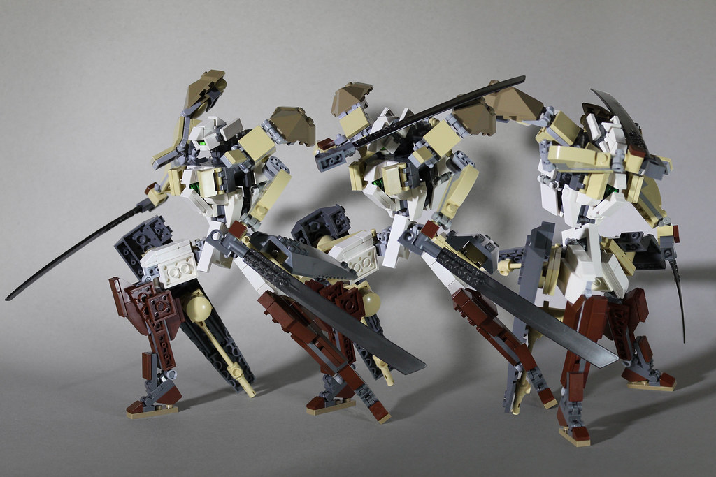 MS AOT attack of titan LEGO   My tribute to the characters ...