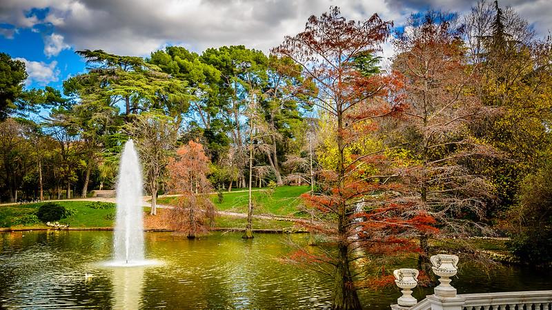 Escapadas de fin de semana en otoño: Madrid