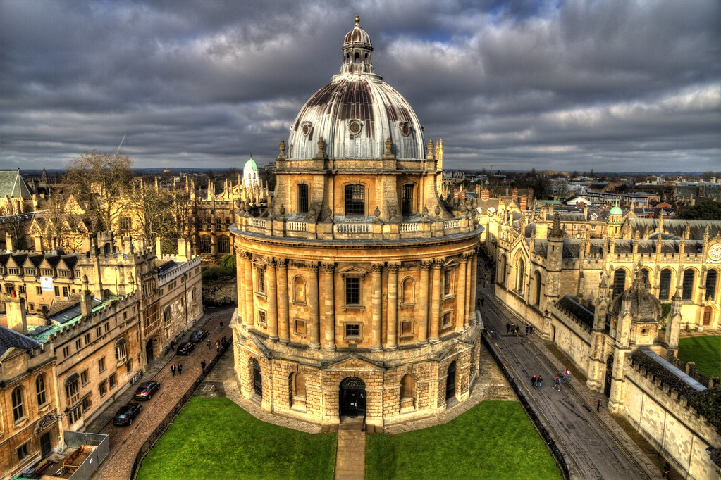 Bodleian Library - Oxford 2015