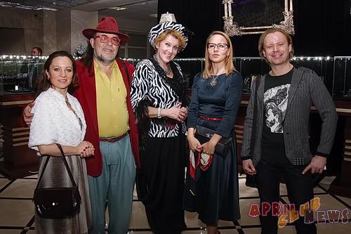 Игорь Мухин, Лидия Соколова-Сербская, Виталий Белобрагин