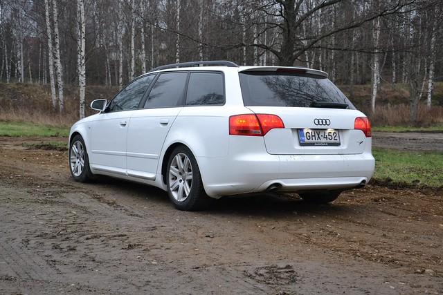 Zoml: Audi A4 B7 Avant //Mätäs Crew 15792541771_aedce71276_z