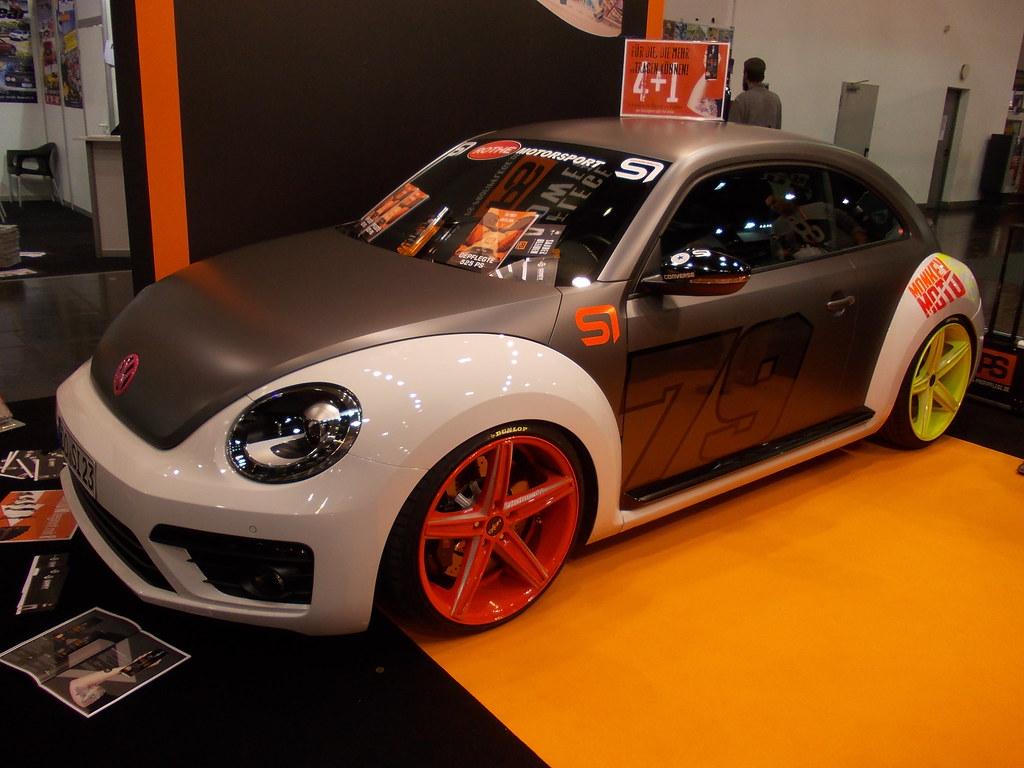 vw beetle kw tuning essen motor show 2014 flickr. Black Bedroom Furniture Sets. Home Design Ideas
