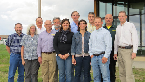 USDA NPRCH Extension and Outreach team