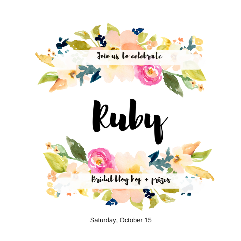 Ruby's shower