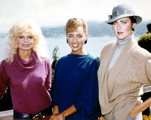 Vanessa Williams 1984 Loni Anderson, Vanessa...