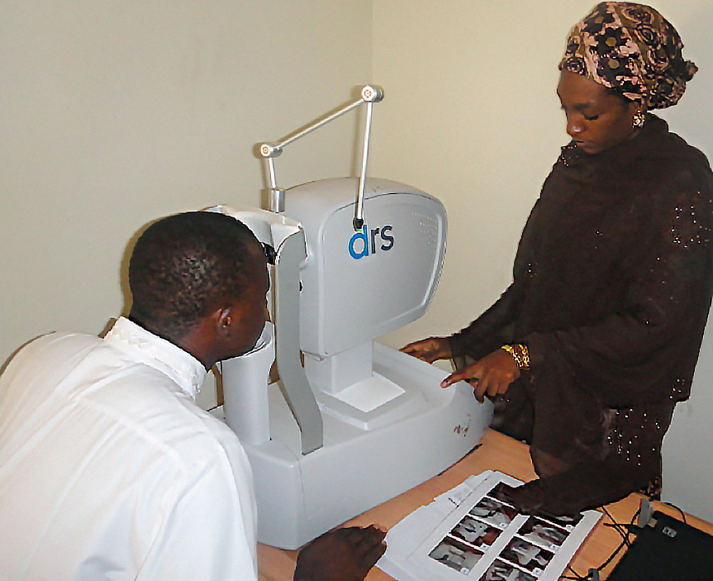 Fundus Photography Screening Digital Fundus Photography For