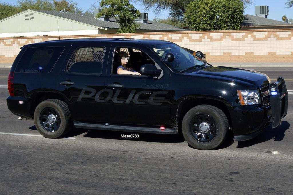 2014 Chevy Tahoe >> Coolidge Arizona Police, Chevy Tahoe, DUI Enforcement   Flickr