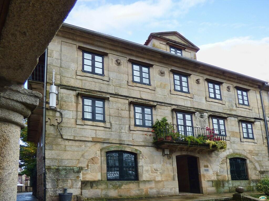 Pontevedra casa de las caras juantiagues flickr - Mi casa pontevedra ...