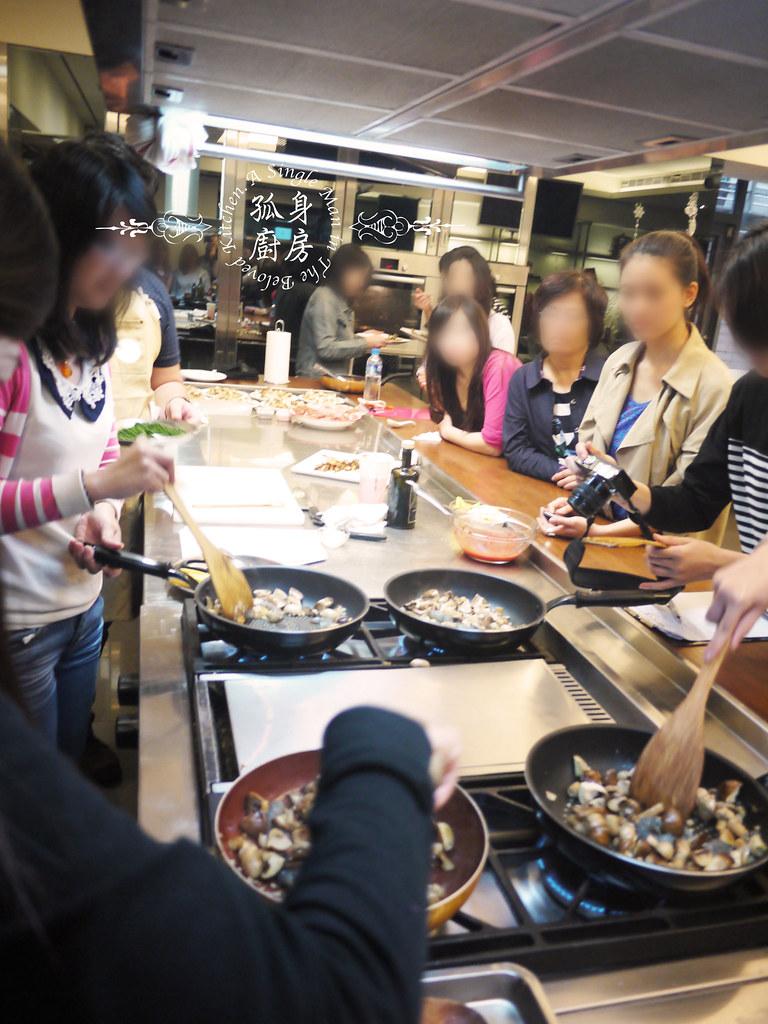 孤身廚房-夏廚工坊賞味班-Marco老師的《地中海超澎湃視覺海鮮》80