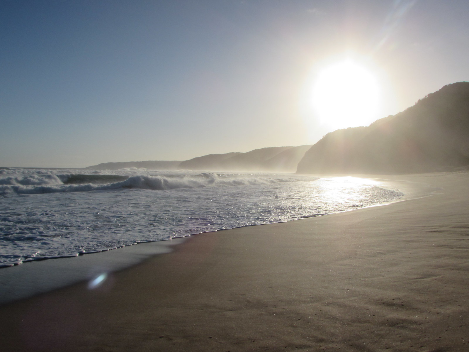 Loved the waves there ...