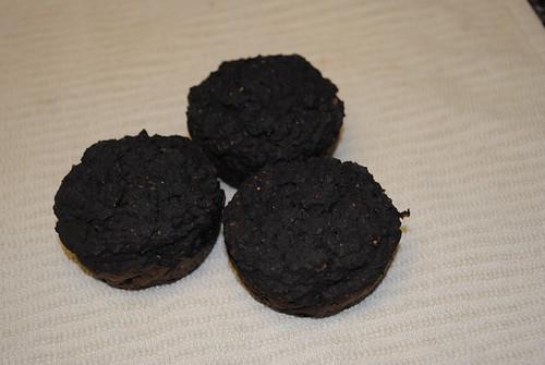 Carob Pumpkin Muffins (6)