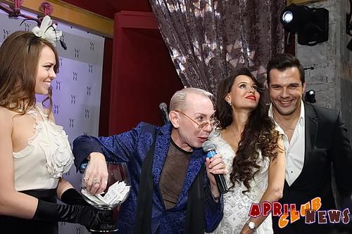 Анна Калашникова, Александр Песков, Александр Балыков