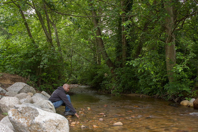 Week 68 chemo complete: Watching the water flow by
