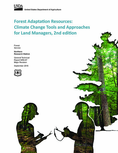 Forest Adaptation Resources: Climate Change Tools and Approaches for Land Managers cover