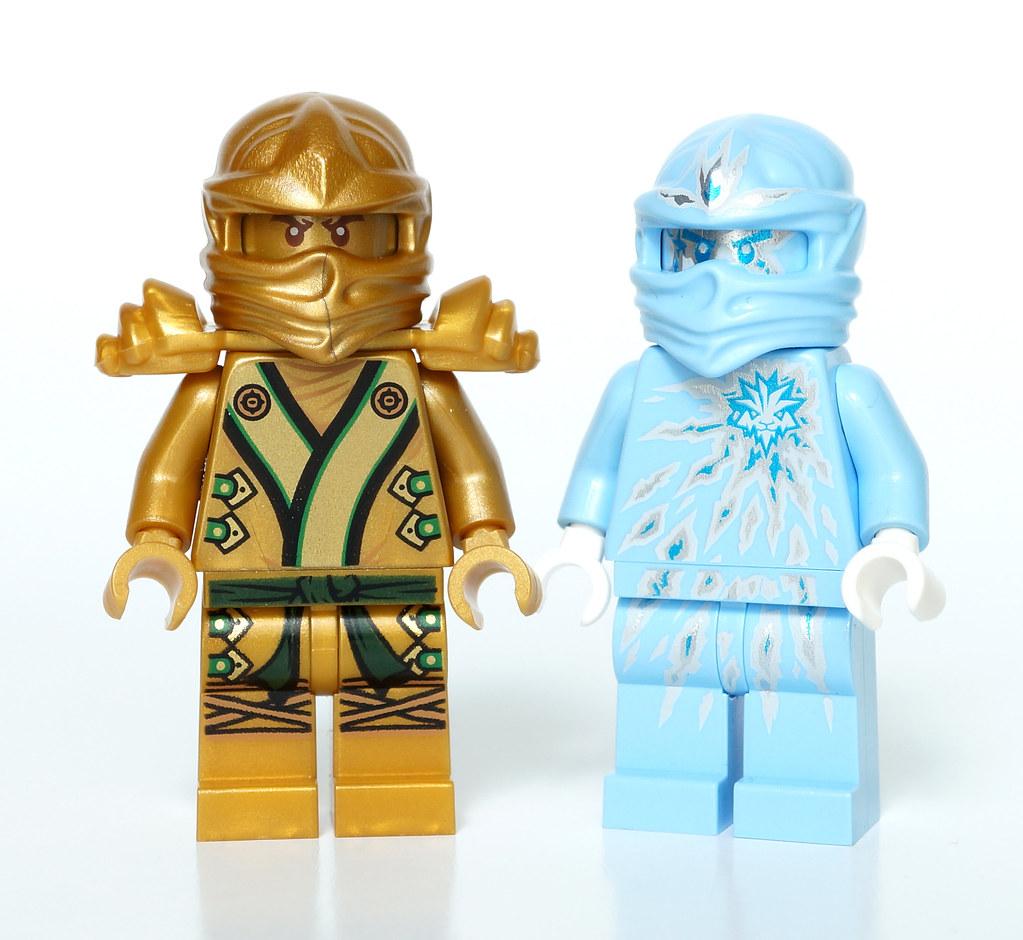 Gold lloyd and zane nrg j r me flickr - Ninjago lloyd gold ...