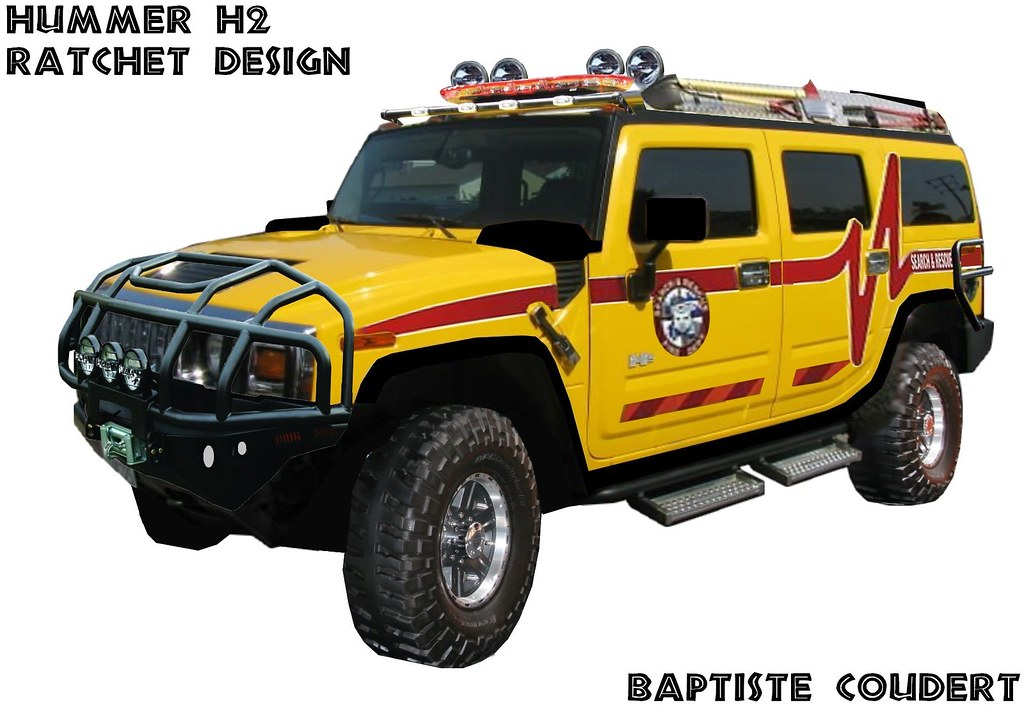 Hummer H2 Transformers...