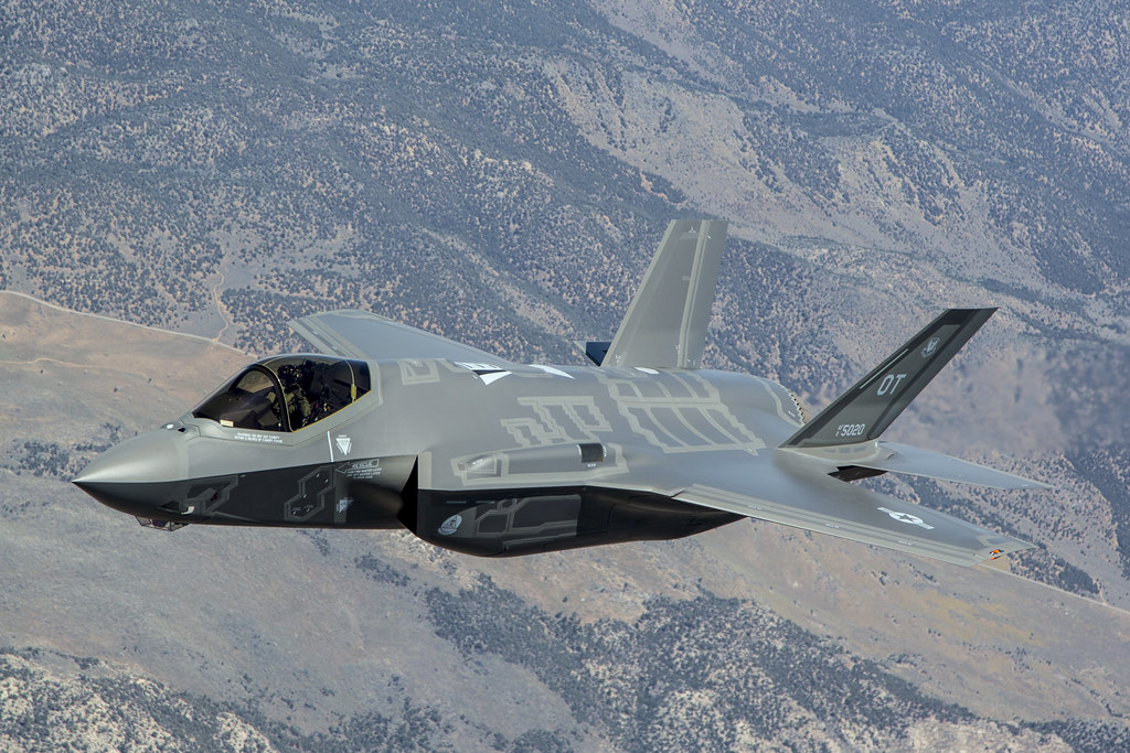 F 35a Lightning Ii The F 35a Conventional Takeoff And