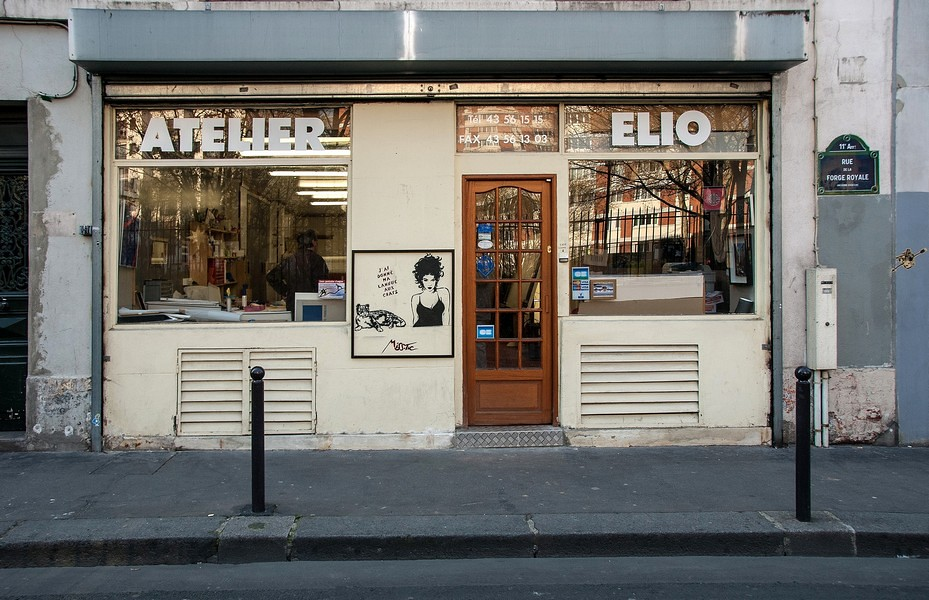 dsc 1969 atelier elio 27 rue de la forge royale paris flickr. Black Bedroom Furniture Sets. Home Design Ideas