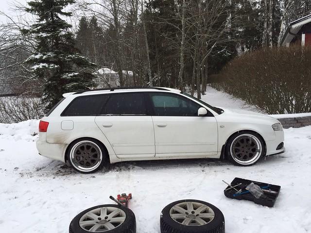 Zoml: Audi A4 B7 Avant //Mätäs Crew 16044280737_8c7ef4cda3_z
