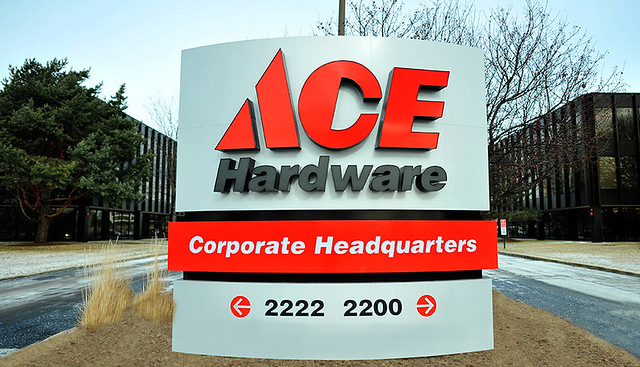 Ace Hardware now has a store in Egypt