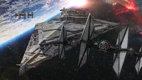 Star Wars - Episode VII - The Force Awakens - screenshot 26
