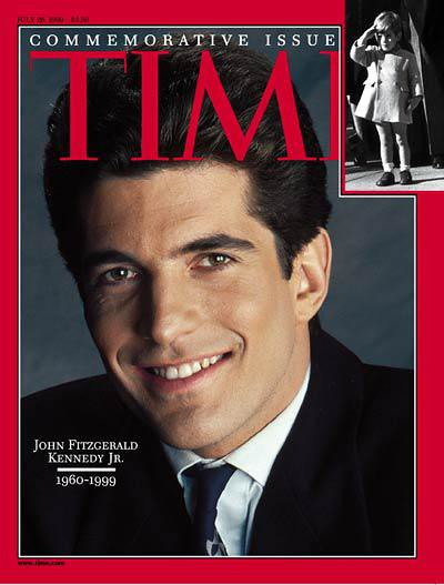 JFK Jr Time 26 07 1999