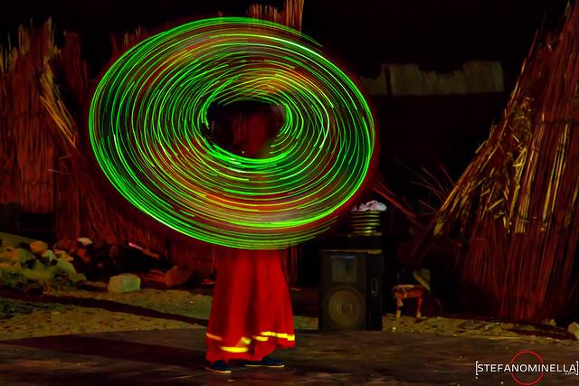 Egyptian Dancer Light Games 2