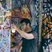 Sen and the Graffiti lanes.
