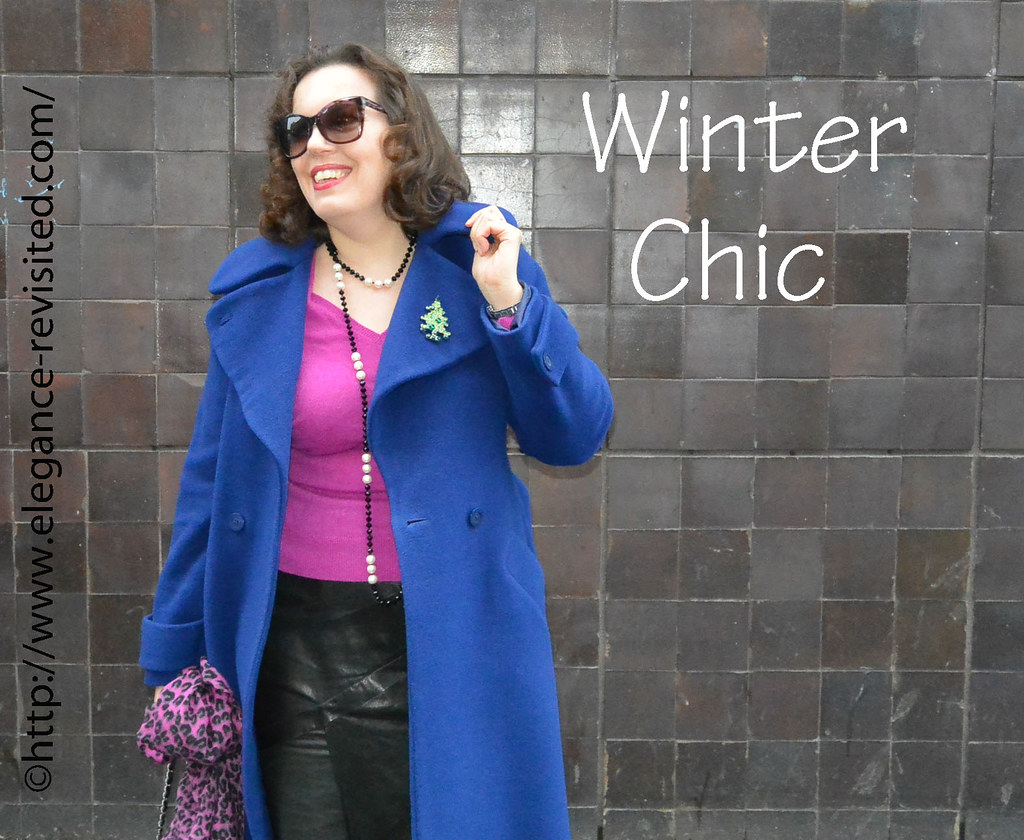 classic winter style over 40