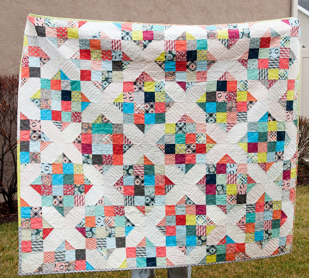 Florence Arkansas Crossroads Quilt Using Florence By