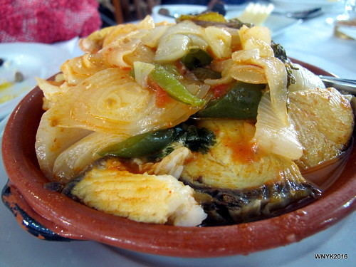 Nazaré Fish Stew