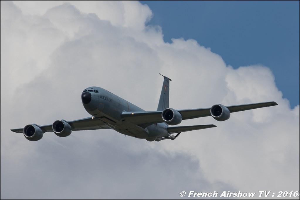c-135 fr ,Meeting de l'air BA-702 Avord , Meeting Aerien Avord 2016 , FOSA , Armée de l'air , Canon Reflex , EOS System