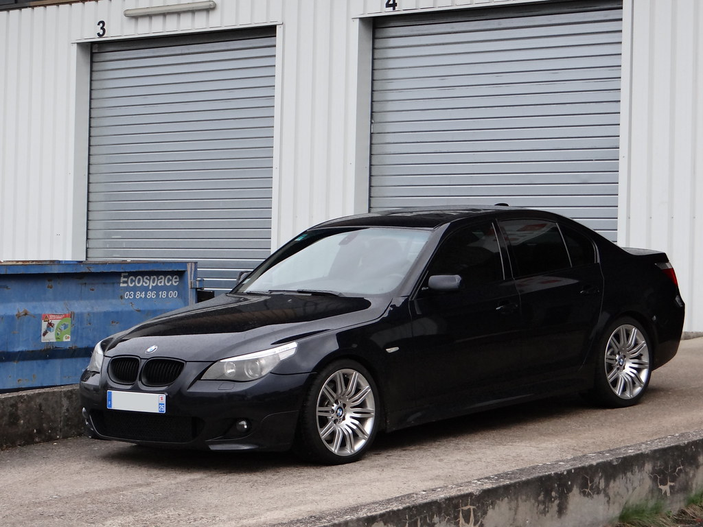 bmw 535d e60 sport design nicolas fyh flickr