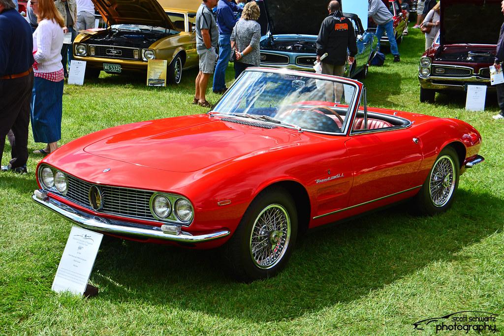 1964 Maserati 3500 GTi spyder | www.facebook.com ...