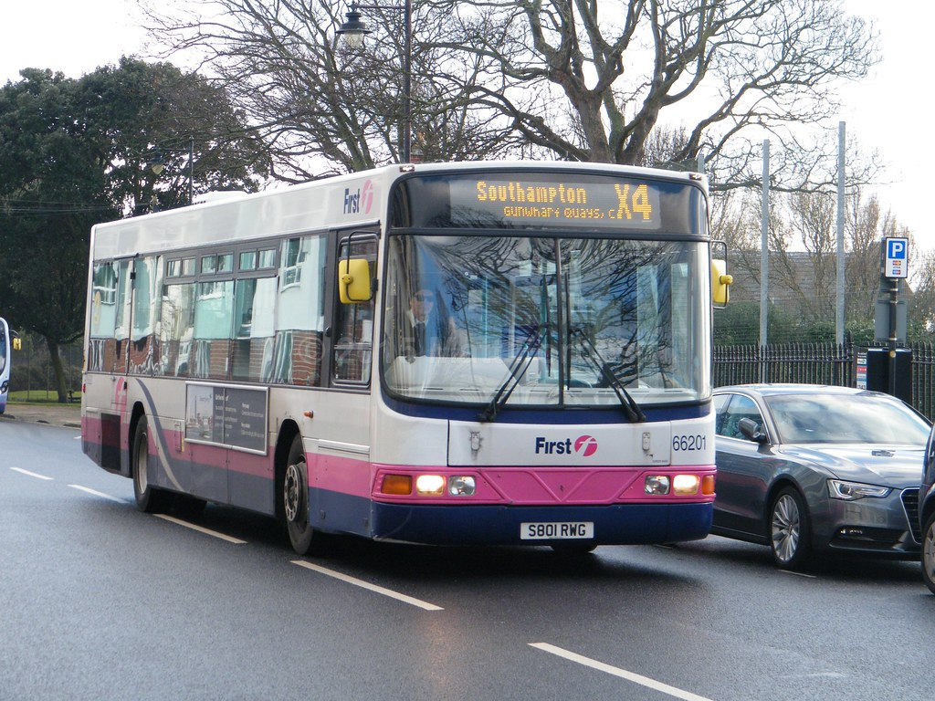 66201 - S801 RWG | Volvo B10BLE, Wright Renown (B41F) First … | Flickr