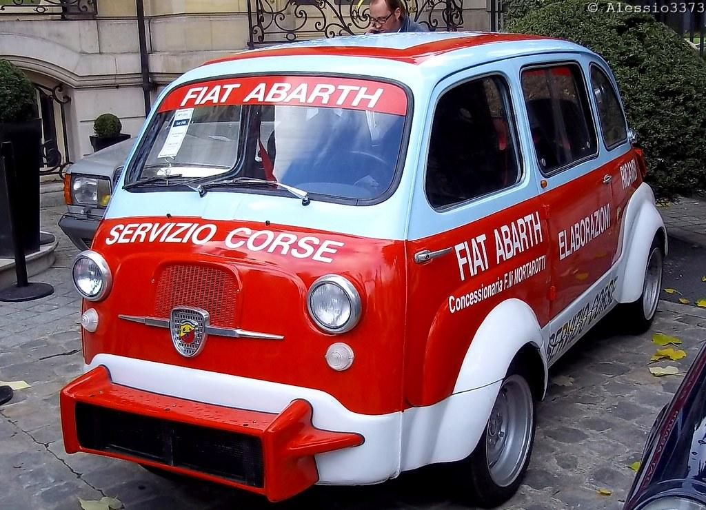 Fiat abarth 600 multipla alessio flickr for Garage fiat englos horaires