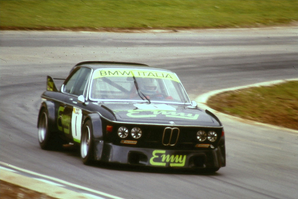 The Winning Bmw 3 0 Csl Tom Walkinshaw Amp Umberto Grano E