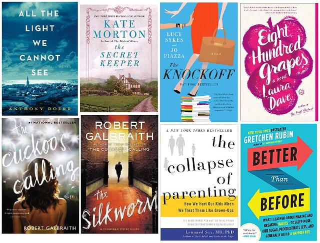 Caitlin Summer Books 2016