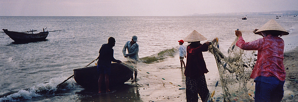 Mui Ne Fishing Village: Catch of the Day