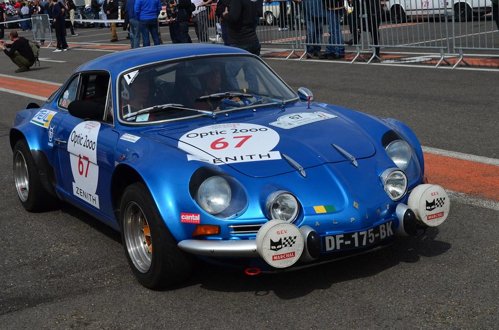 ALPINE RENAULT A 110 1600 S 1971
