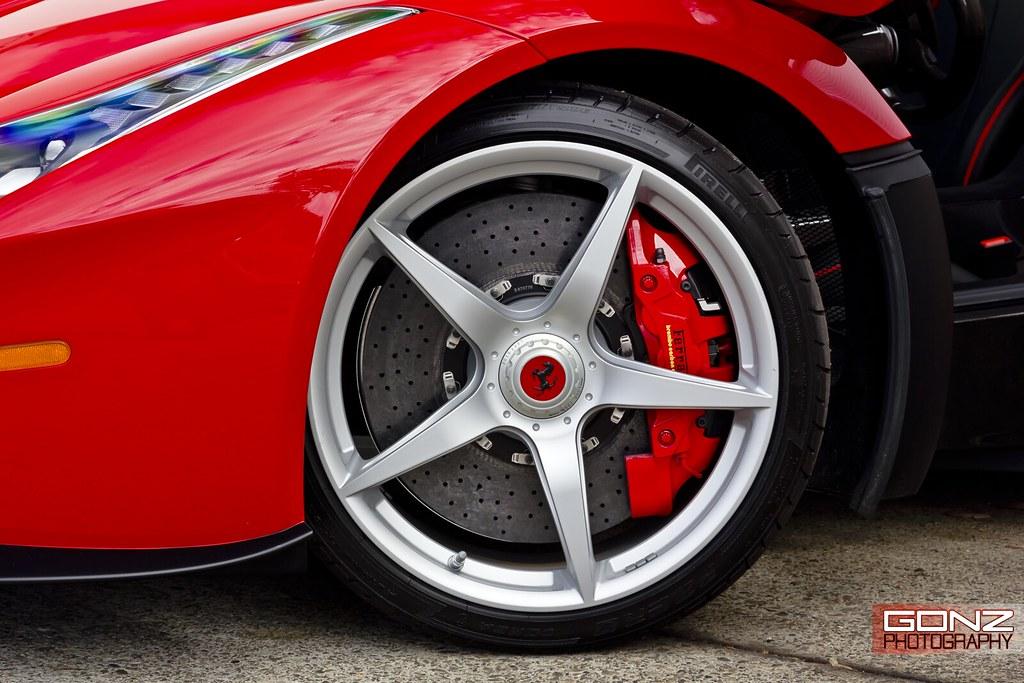 laferrari adv1 wheels - photo #11