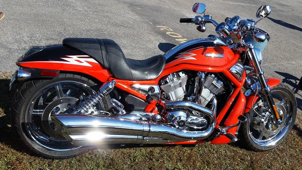 Zephyrhills Car Show: 2005 Harley Davidson Screaming Eagle