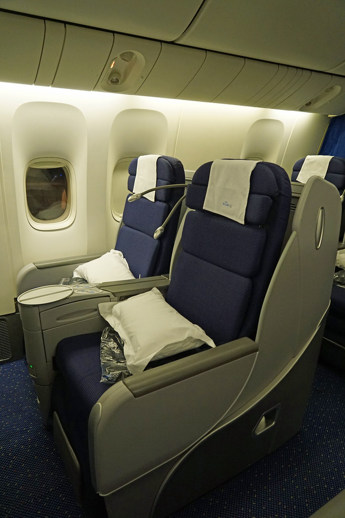 Klm Business Class Seats World Business Class Seats On