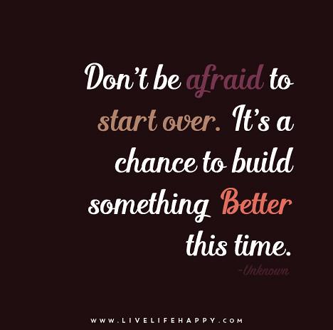Start A New Build