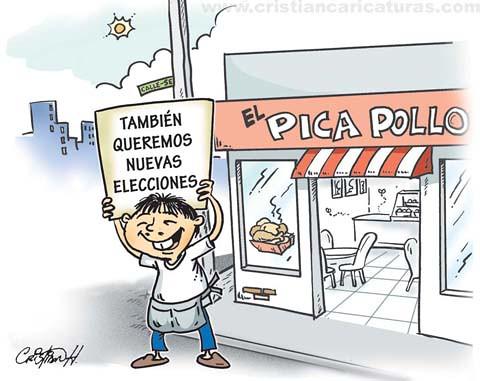 nuevas elecciones